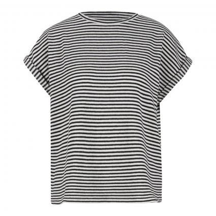 T-Shirt 'Sipay' aus Strick schwarz (900 black) | 40