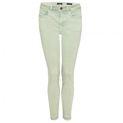 Skinny-Fit Jeans 'Elma colored' grün (3057 pistachio)   34   28