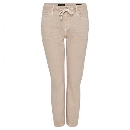 Jeans 'Louis colored' mit Tunnelzug braun (2092 oak tree) | 34 | 28