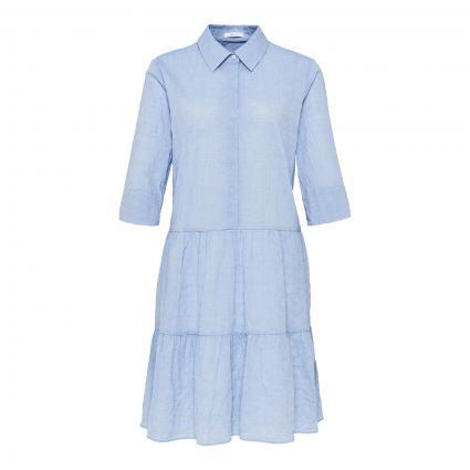 Kleid 'Wriana' blau (6081 blue mood) | 40