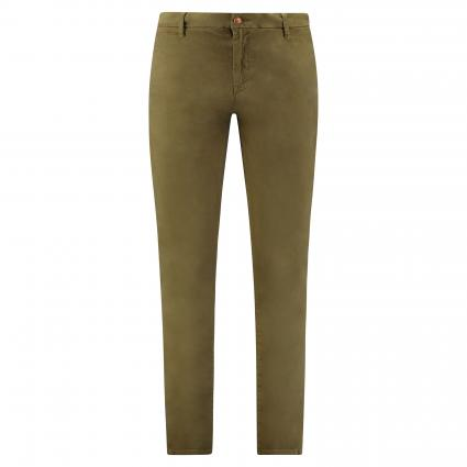 Regular-Fit Chino 'Aato' oliv (1312 military green)   33   34