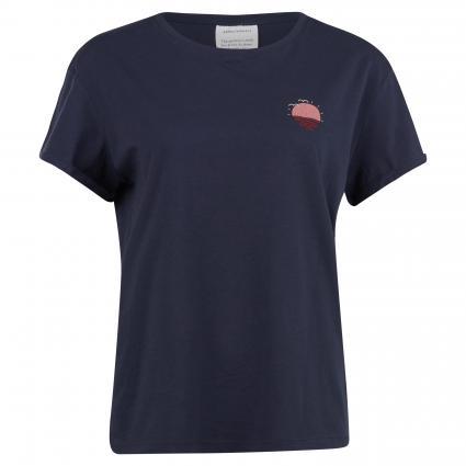 T-Shirt 'NAALIN' mit Print  marine (1237 night sky) | S