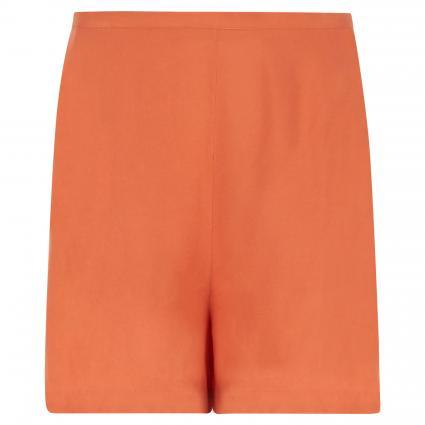 Shorts 'Intiaa' mit Reißverschluss orange (1402 starfish) | S