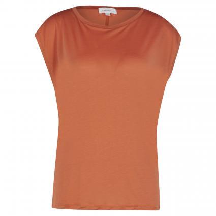 T-Shirt 'Jil' aus Lyocell orange (1402 starfish) | L