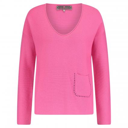 Pullover 'Laani L'  pink (815 pink ink) | 46
