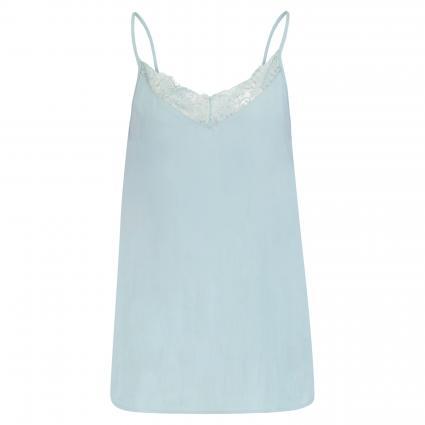 Top 'Rhita K' mit Spitze blau (500 menta blue) | 38