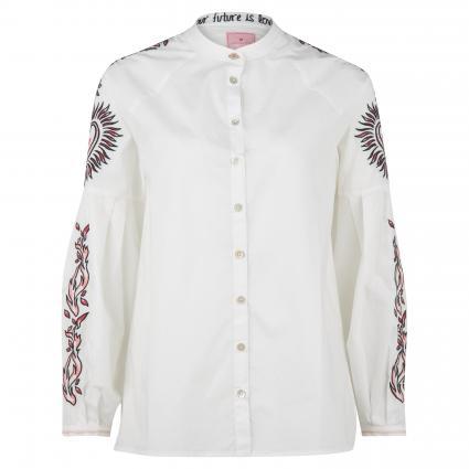 Bluse 'Finja L' weiss (100 white) | 38