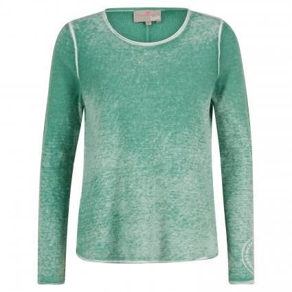 Leichter Pullover 'Ailie L' grün (548 green bay) | 44