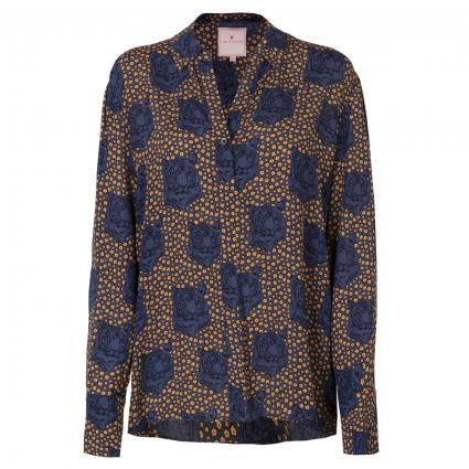 Bluse 'Evenia L' blau (460 jeans) | 38