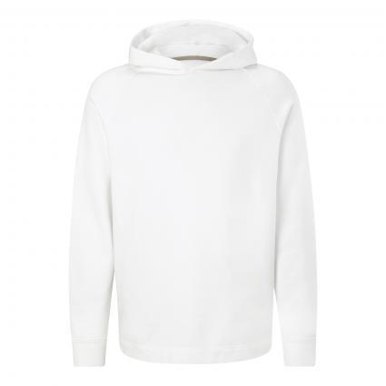 Hoodie weiss (100 white)   M