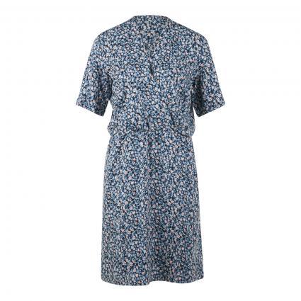 Kleid 'Airaa' blau (324 foggy blue) | XS
