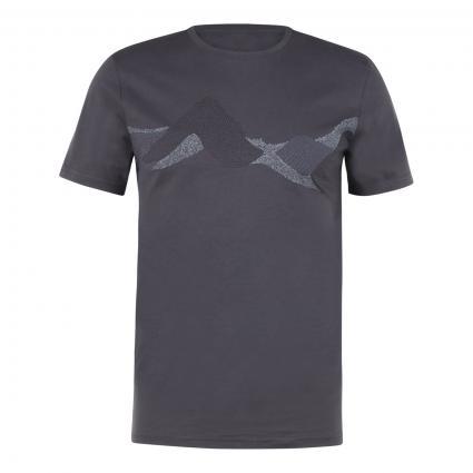 T-Shirt 'Jaames' schwarz (100 acid black)   XXL