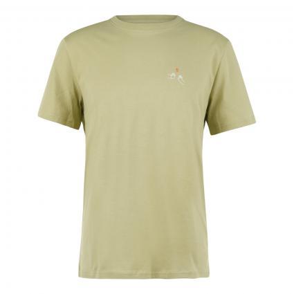 T-Shirt 'Aado' grün (1593 sage) | XL