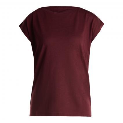 T-Shirt 'Jilaa'  rot (1747 ruby red)   XS
