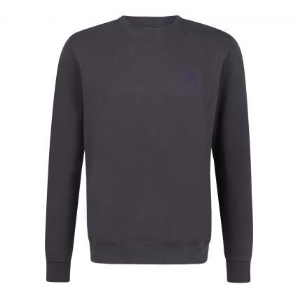 Sweatshirt 'Maalte'  schwarz (100 acid black)   S