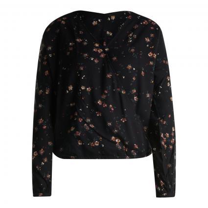 Bluse 'Aroaa' schwarz (105 black) | XL