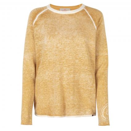 Strickpullover 'Betsy L' gold (235 honey yellow) | 44