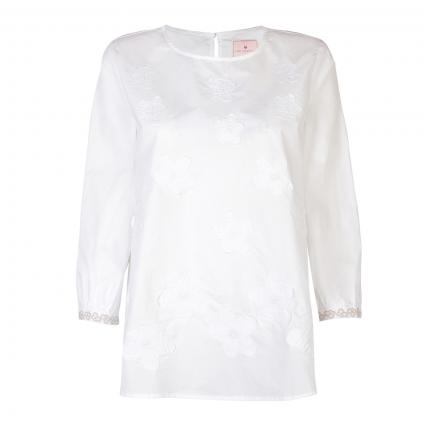 Bluse 'Odilie L' weiss (100 white) | 38