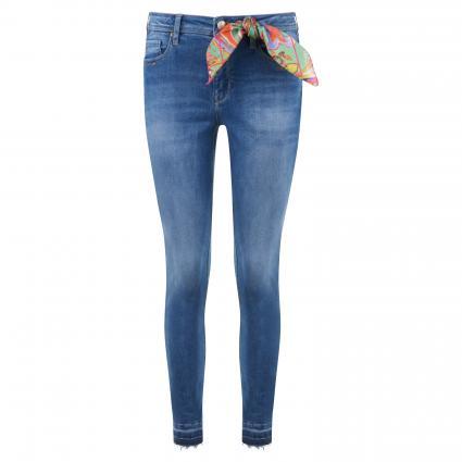 Jeans 'Mamma Mia' mit Ziertuch marine (4030 ink) | 29
