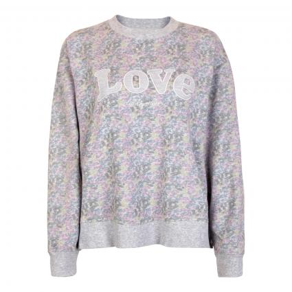 Sweatshirt 'UrminaL' silber (920 silver) | M