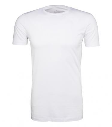 T-Shirt mit Rundhalsausschnitt im Doppelpack weiss (006 weiß)   XL