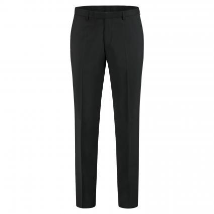 Businesshose 'Lenon1' aus reiner Schurwolle schwarz (001 Black) | 26