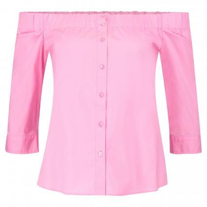 Off-Shoulder Bluse 'Emike' pink (670 Bright Pink)   36