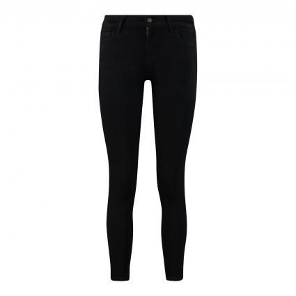 Mid-Rise Super Skinny Jeans '710' schwarz (0039 BLACK GALAXY) | 24 | 32