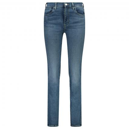 High Rise Straight Jeans '724' divers (0075 BOGOTA PARIS ST) | 31 | 34