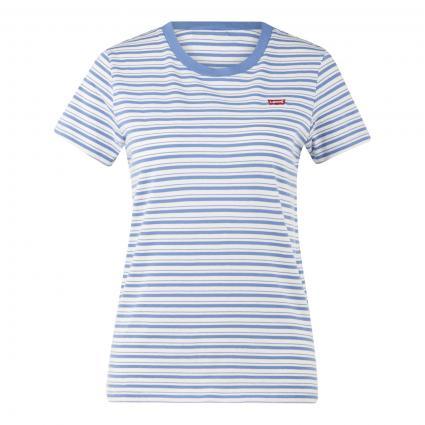 T-Shirt 'Silphium' mit Streifen divers (0092 SILPHIUM COLONY)   S