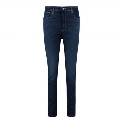 High Rise Skinny Jeans schwarz/blau-schwarz (0362 BOGOTA FEELS) | 31 | 30