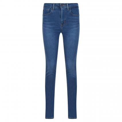 Skinny-Fit, Highwaist-Jeans blau (0360 BOGOTA FUN) | 27 | 32