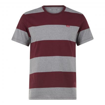 T-Shirt mit Blockstreifen divers (0057 RUGBY STRIPE SA) | M