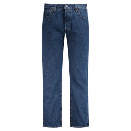 Jeans '501' blau (0114 STONEWASH 80684) | 32 | 34