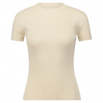 T-Shirt 'Joan' weiss (10463 WARM WHITE) | S
