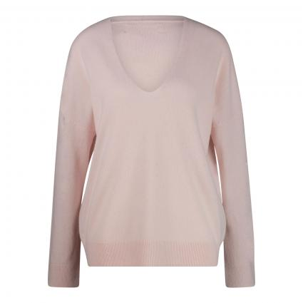 Pullover aus Cashmere pink (10554 CRYSTAL PINK) | XS