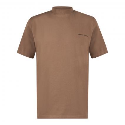 T-Shirt 'Norsbro'  taupe (10527 CARIBOU) | XL