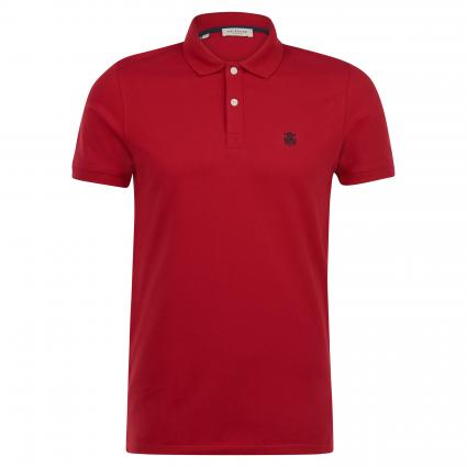 Poloshirt 'Aro' rot (182251 Scarlet Sage) | L
