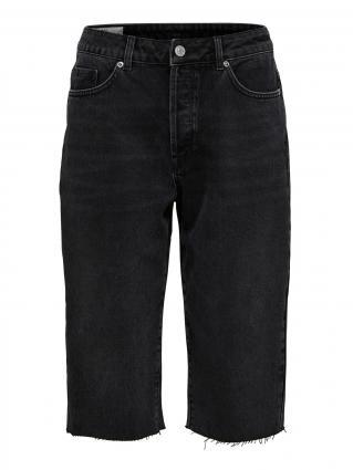 Jeans Bermuda 'Lou' schwarz/blau-schwarz (181951 Black Denim)   26   32