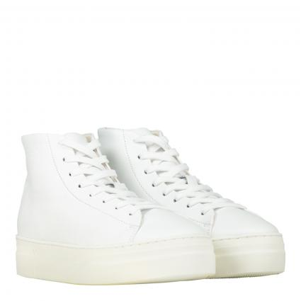 Sneaker 'Hailey Hightop Trainer' weiss (178615 White) | 39