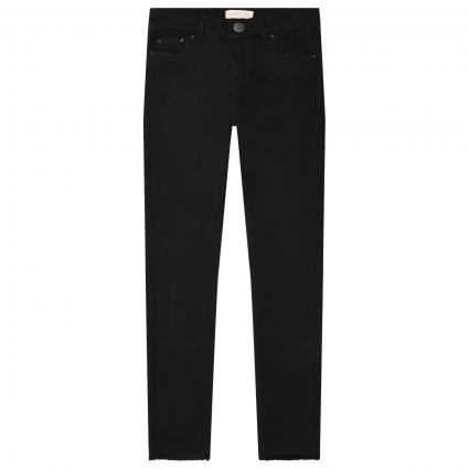 Skinny Jeans schwarz (179674 Black Denim) | 152