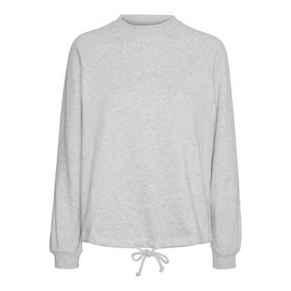 Sweatshirt 'Kirsa' silber (178994001 Light Grey) | L