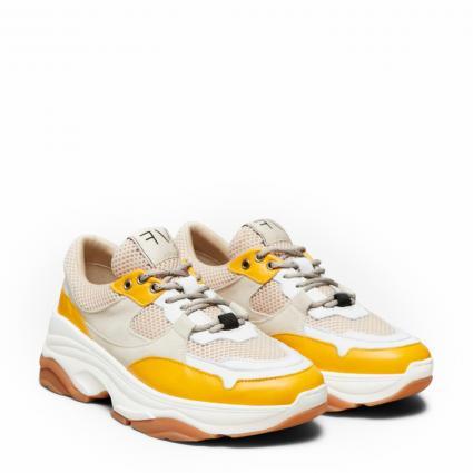 Sneaker 'Gavina'  gelb (189998 Citrus) | 41