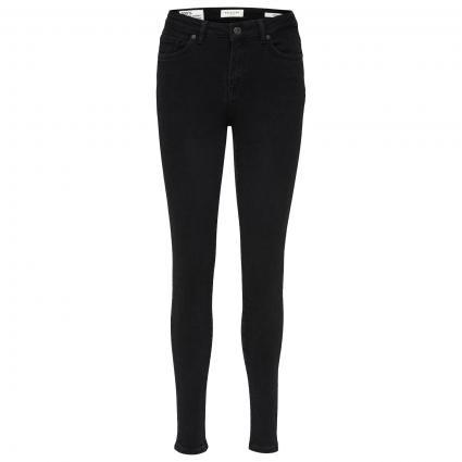 Skinny-Fit Jeans 'Sophia' schwarz/blau-schwarz (181951 Black Denim) | 29 | 32