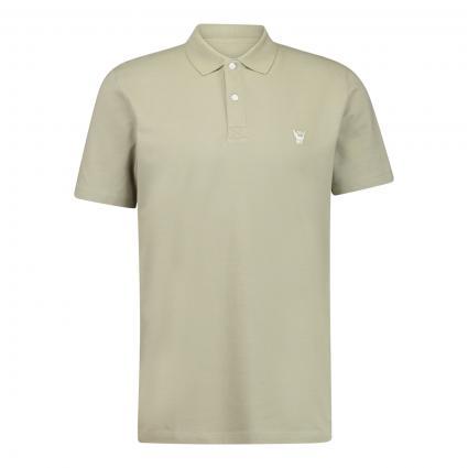 Poloshirt aus reiner Bio-Baumwolle  ecru (261735 Tea) | S
