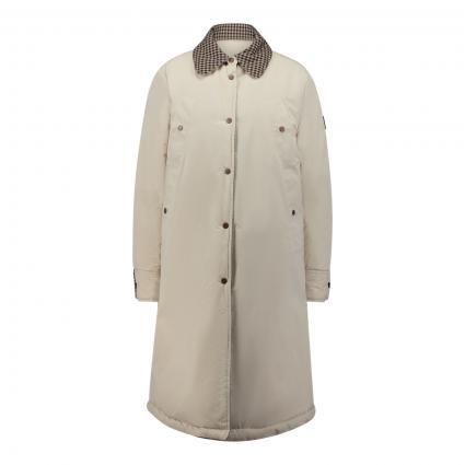 Mantel zum Wenden  schwarz (1112 schwarz/beige) | XL