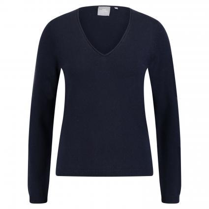 Pullover aus reinem Cashmere marine (tinte) | 44