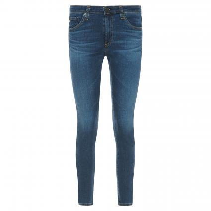 Slim-Fit Jeans 'Legging Ankle' blau (04YRDA) | 29