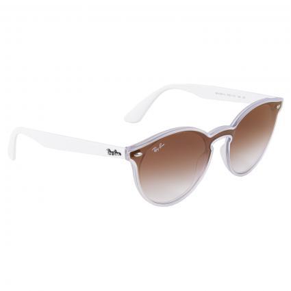 Verspiegelte Sonnenbrille mit mattem Gestell divers (6357V0) | 0