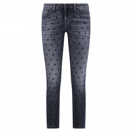 Regular-Fit Jeans aus Baumwoll-Mix schwarz (schwarz) | 27